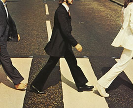 Cross Abbey Road