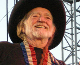 Smoke with Willie Nelson