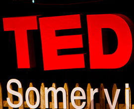 Speak at TED