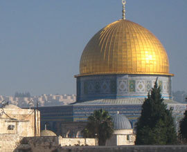 Visit Dome of the Rock