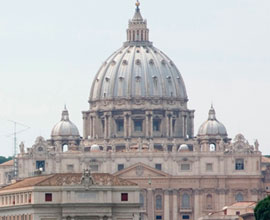 Visit St Peters Basilica