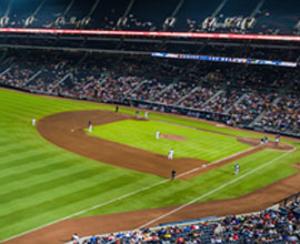 Visit all MLB Stadiums